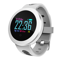 New Fashion Multi function Men Smart Watches Women Silicone Band Waterproof LED Touch Screen Clock Bracelet Sports Wristwatches