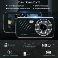 Dashcam Full HD 1920x1080 Dash Cam DVR Camera Car Camera Recorder Video Recorder Rear View Camera Dash Cam DVR