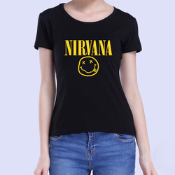 2017 summer nirvana font b smiley b font face print women t shirt fashion harajuku brand.jpg 250x250