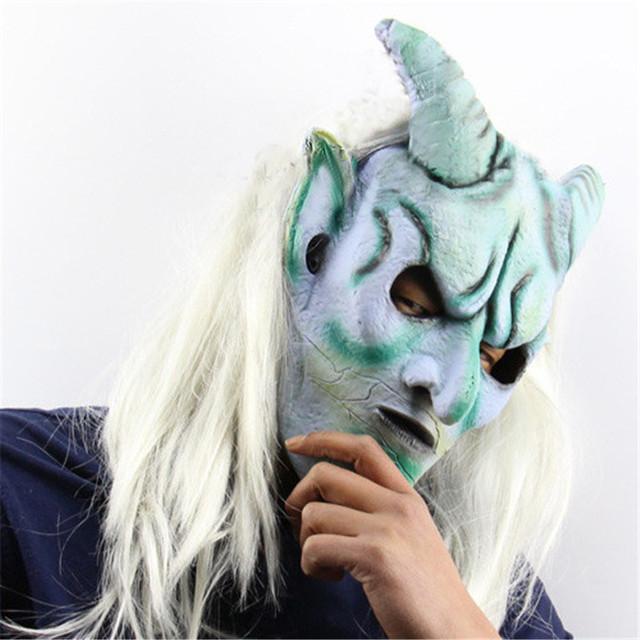 Scary Mask