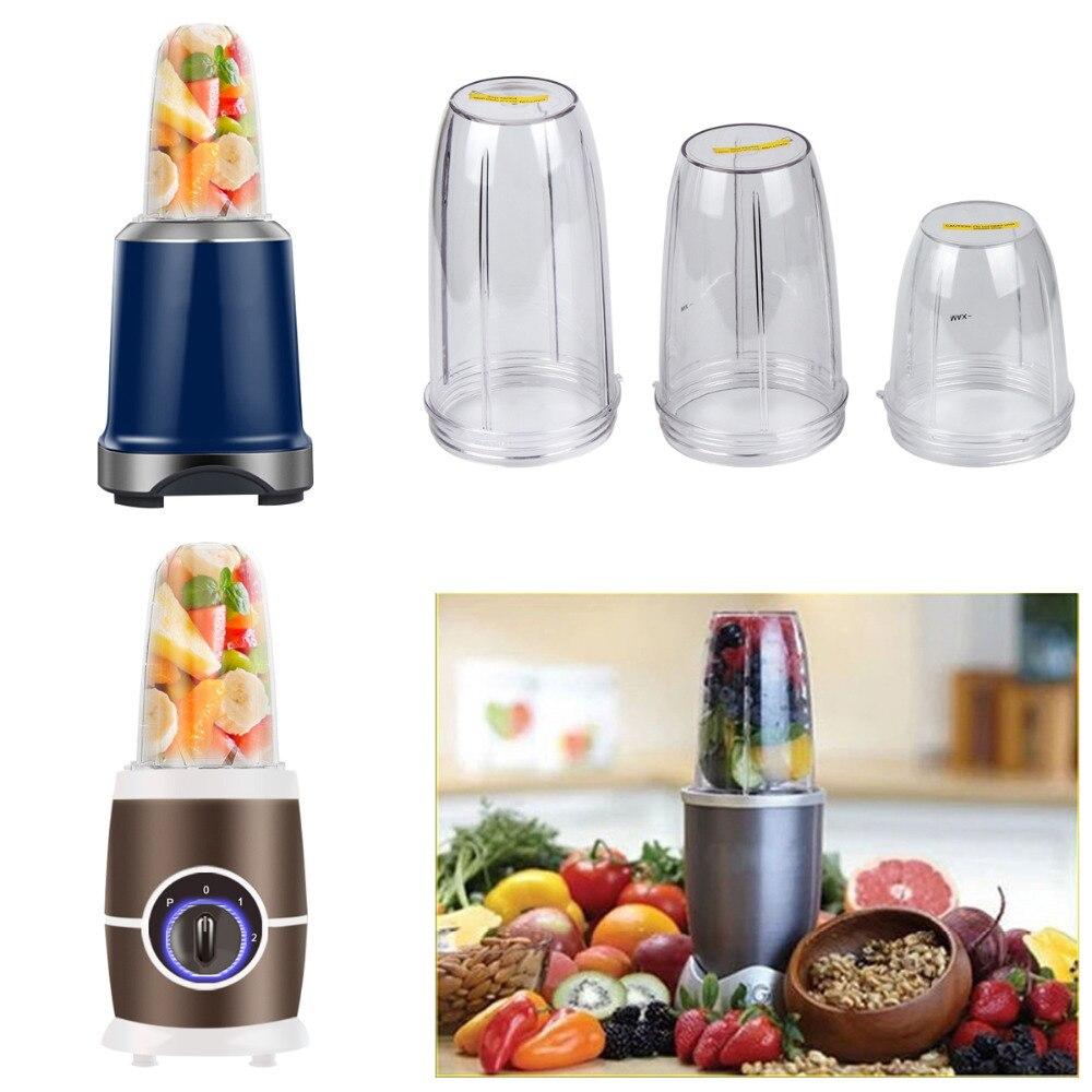 New 18oz  24oz 32oz Blender Juicer Replacement Cup For Nutribullet 900W ABS Plastic