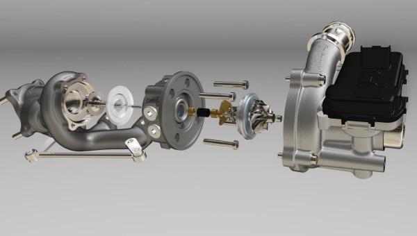 Ремонтный комплект для garrett turbo GT1749V полный turbo 8200369581 8200332125 турболдер 708639 турбо зарядное устройство для Mitsubishi Carisma 1,9 DI-D hp