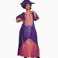 New Style African Women Clothing Dashiki Fashion Dress Print Traditional Clothe African Bazin
