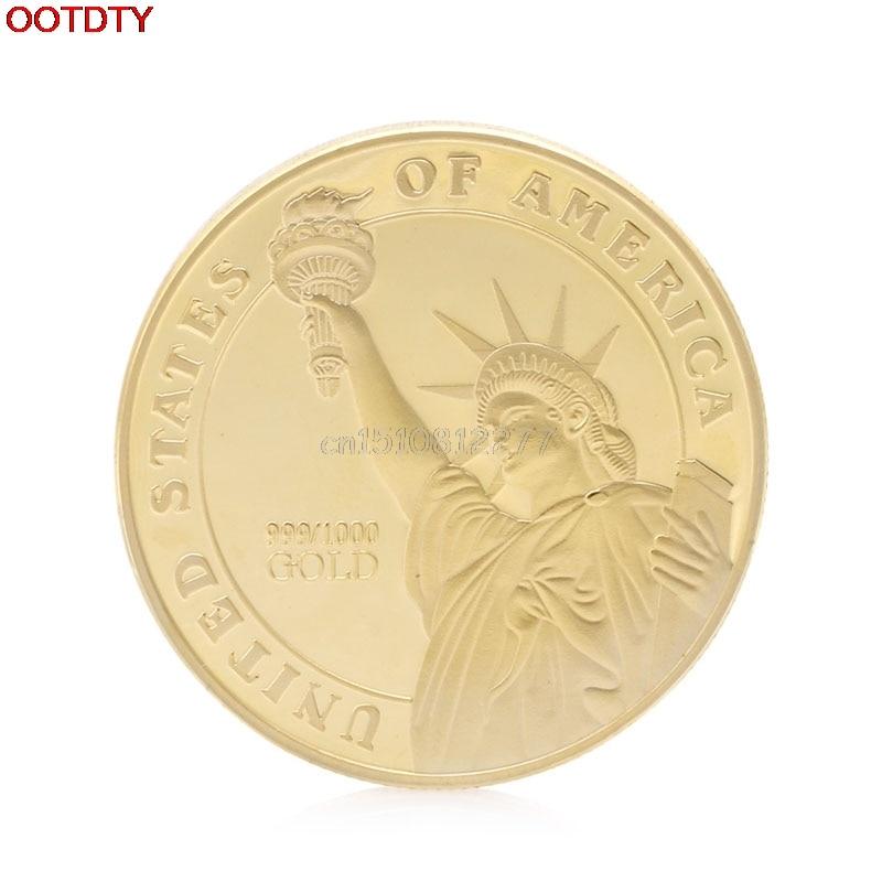 Monedas Dios confiamos en el desafío conmemorativo de Medal of Honor - Decoración del hogar