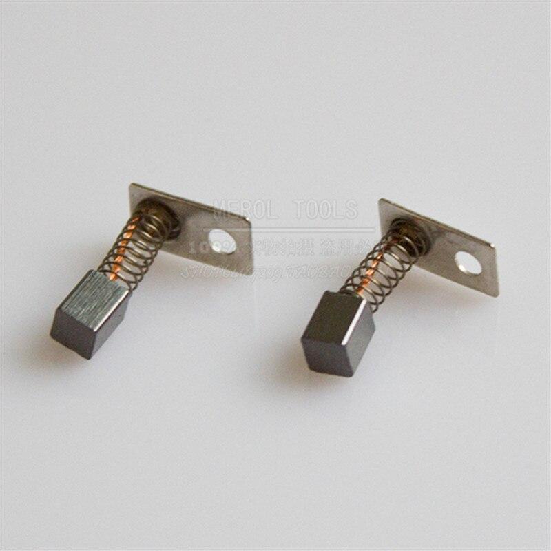 A0088 40PCS 10 Pairs Free Shipping Dental Materials Carbon Brush