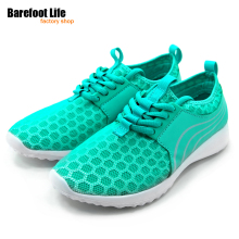 green color sneakers woman,sport running shoes, bresthable 3D mesh comfortable shoes, walking shoes,zapatos,woman sneakers