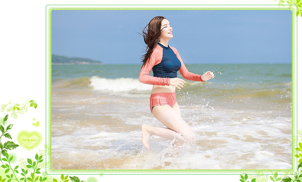 Rash guard swimsuit (8)