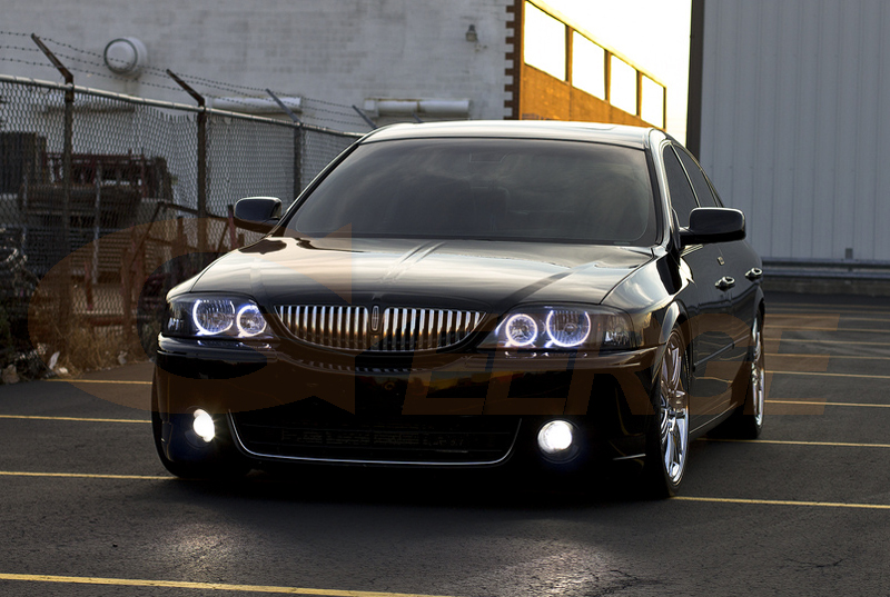 Lincoln Ls 03 06 Ccfl Angel Eyes 3