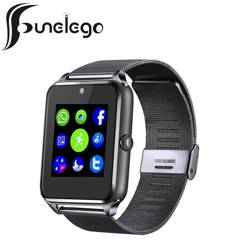 Funelego Smart Watch Z50 Z60 Model With SIM Cord Camera Touch Clock Bluetooth Sm
