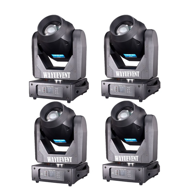 4pcs / lot 150W LED Spot Moving Head Light Beam Spot Wash 3 in 1 For DJ Stage Party Concert Event/Moving Head LED|Stage Lighting Effect| |  -