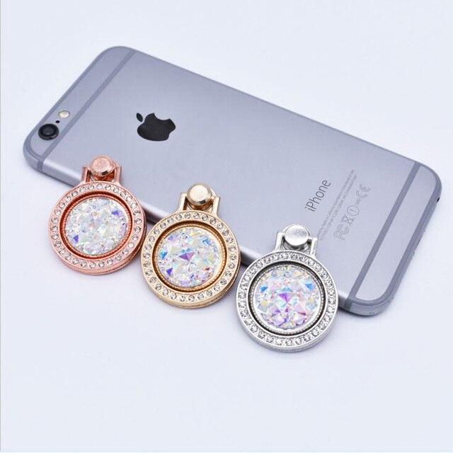 Luxury Finger Ring Smartphone Holder 3