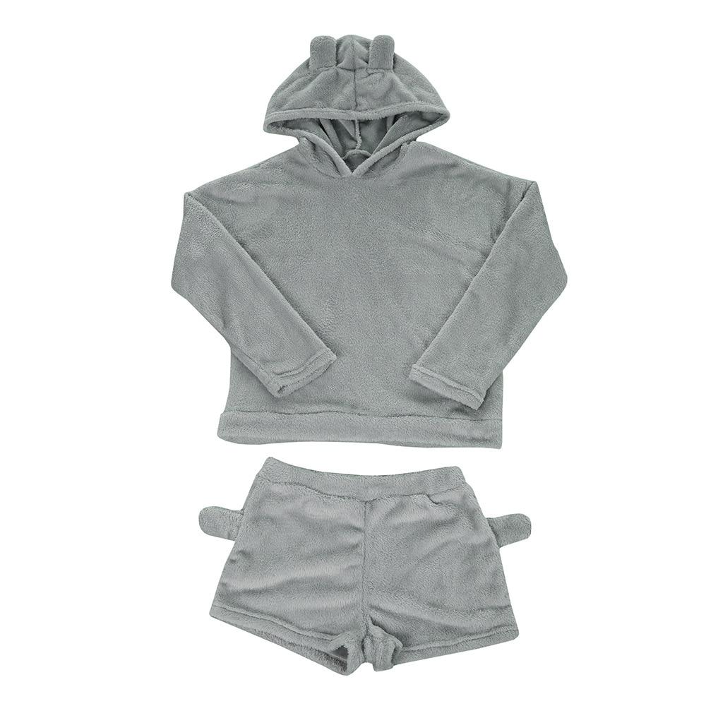 Women's Coral Velvet Suit 15