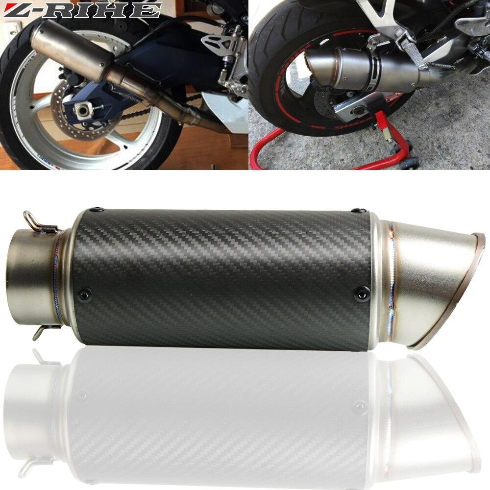 51-61mm motorcycle Exhaust exhaust muffler Muffler Escape For Honda CRF230 F CRF 230 2003-2017 2004 2005 2006 2007