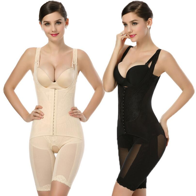 Image 2 - Women sexy corset shaper magic slimming Bodysuits building underwear ladies body shaper / slimming legs wear-in Bodysuits from Underwear & Sleepwears on AliExpress