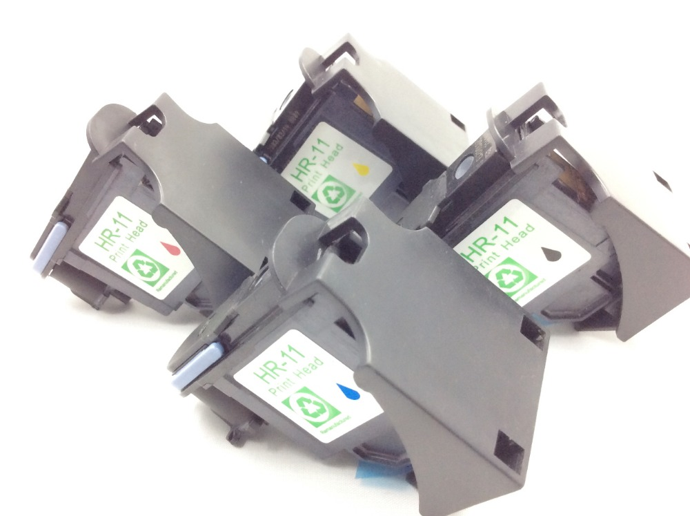 One Set Printhead For HP 11 Printer Head C4810 Printer Parts for Designjet 100 120 Officejet 9110 All-in-one