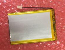 """Interiores Universal 3000 mah 3.7 V Batería Para 7 """"Efecto de Tesla 7.0 w/de Neón 7.0 w Tablet intercambio de Polímero li-ion Reemplazo"""