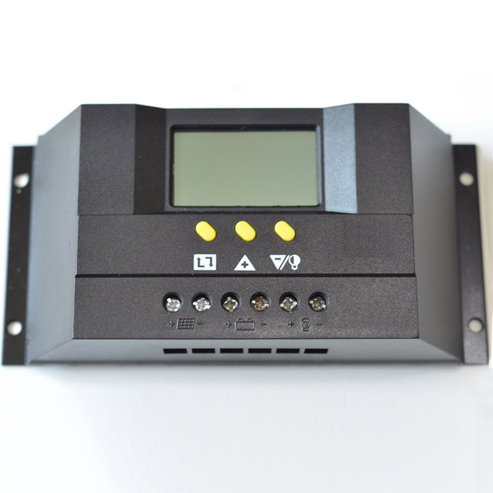 30a 48v Solar Controller Lcd Pv Panel Battery Charge Specifics System Home Indoor Use Juta Cm3048 In Controllers From Improvement On