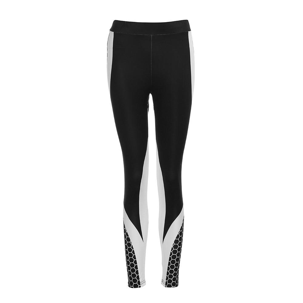 Clothing - Womens 3D Print Gym Leggings