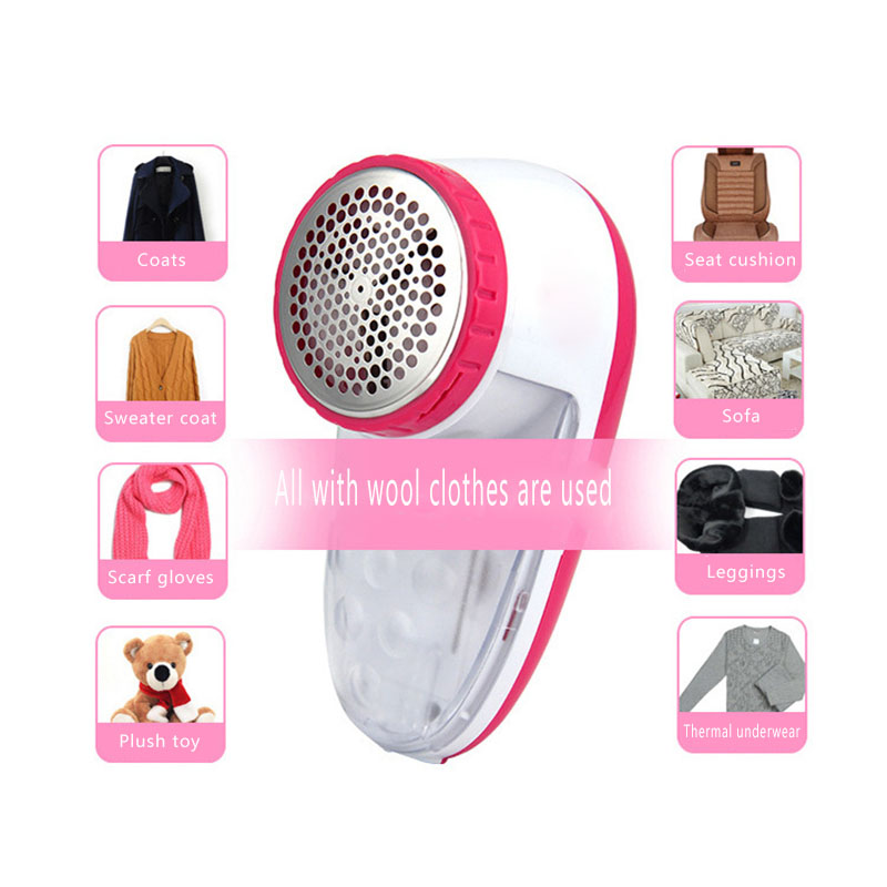цена на Electric hair ball trimmer sweater clothes to the fleece dry battery ball remover