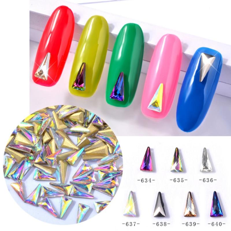 Nails Art & Werkzeuge Offen Kawaii Bunte Glitter Nägel 3d Scheibe Pulver Set Diy Design Nail Art Pailletten Dekoration Mode Zubehör
