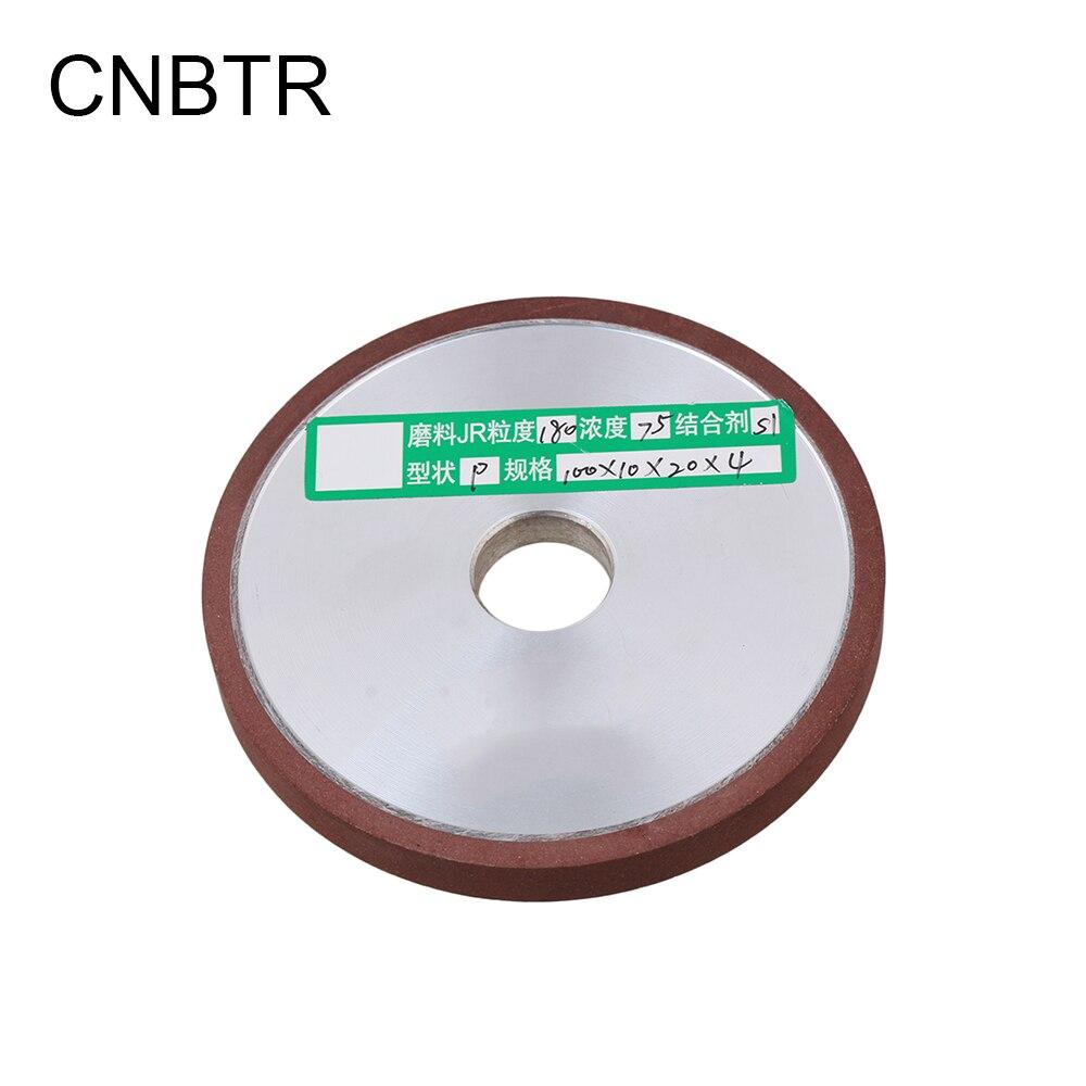 CNBTR 180 #100x10mm Meule Diamantée Traitement Lame de Scie Meuleuse 100mm