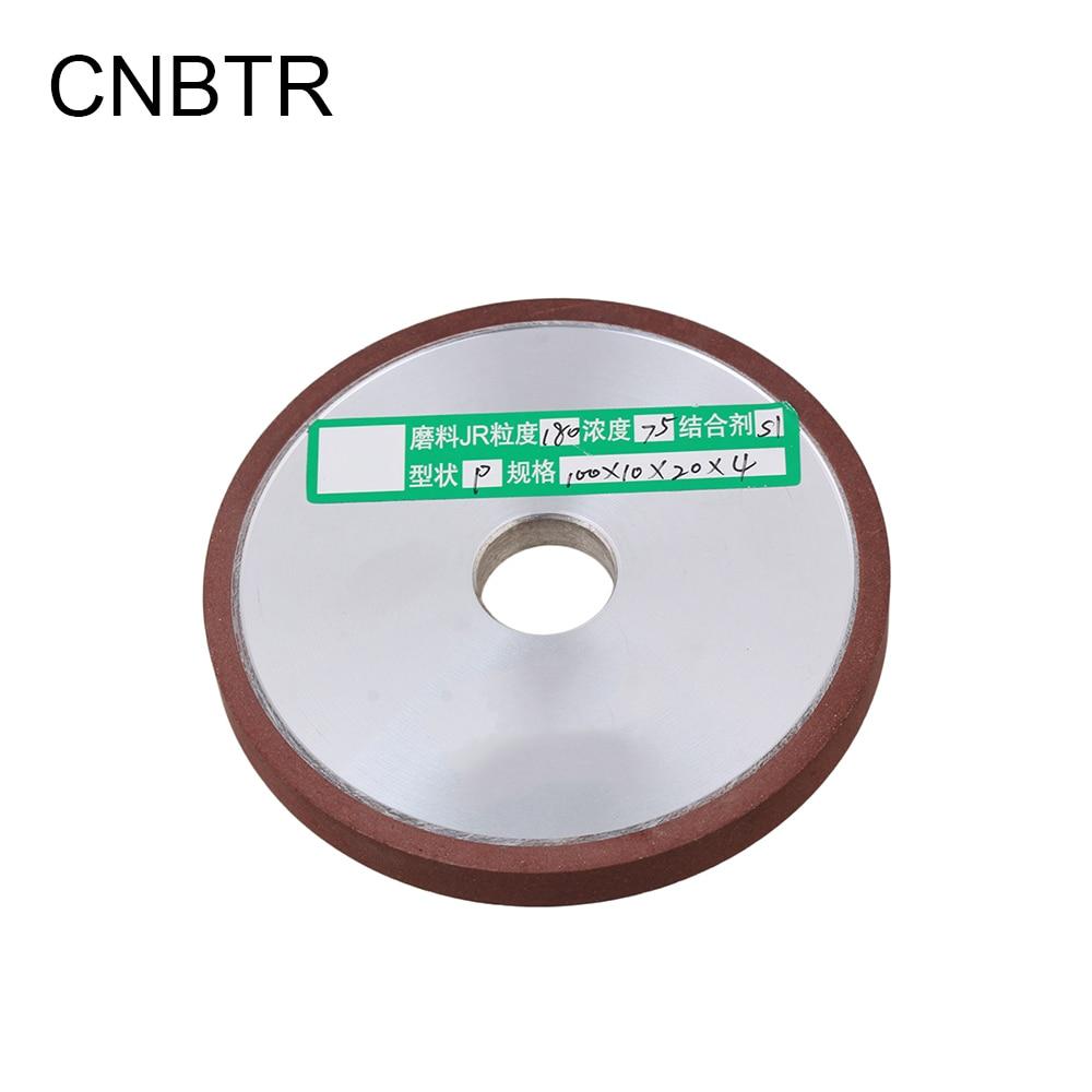 CNBTR 180 #100x10mm Diamant Meule A Vu la Transformation Du Lame Cutter Grinder 100mm