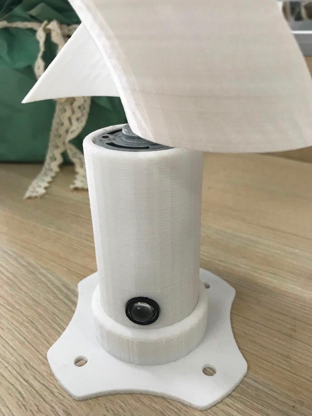 eixo vertical turbina eolica gerador de laminas 03