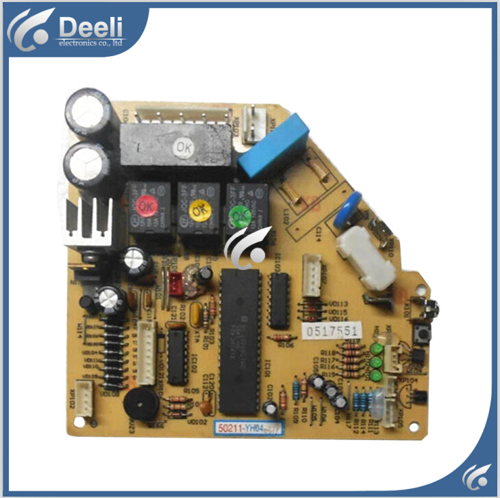 95% NEW for air conditioner computer board 50211-YH03 motherboard on sale new air conditioner universal board qd u10a refit universal board computer board control board