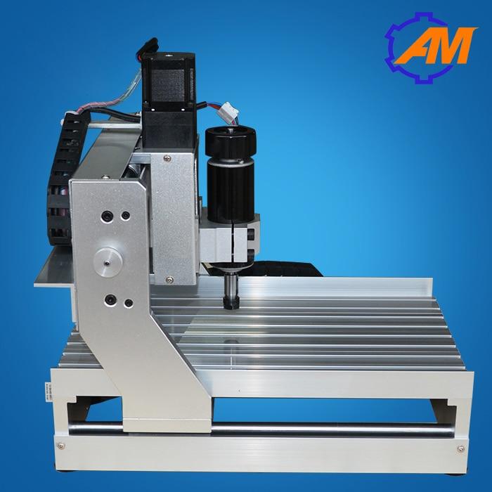 Fresatrice da banco triassiale CNC 3020 per incisore / incisione del - Attrezzature per la lavorazione del legno - Fotografia 2