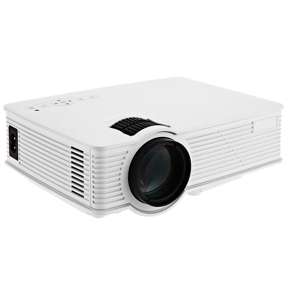 GP-9 Mini LED Home Theater 2000 Lumens 1920x1080 Pixels Multimedia HD Video LCD Projector HDMI/USB/SD/AV/3.5mm Miracast Airplay