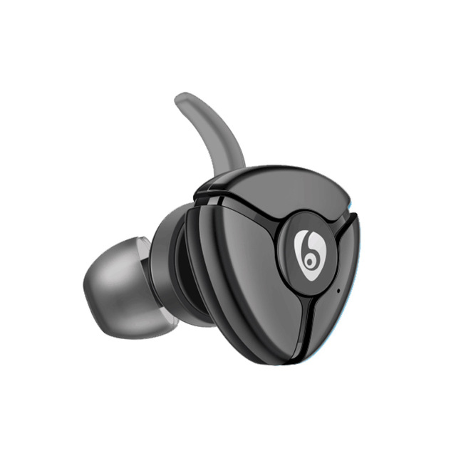 Mini Oreillette Sans Fil Intra-Auriculaire avec Micro Bluetooth 4.2