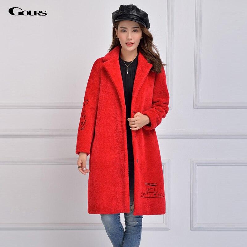 Popular Red Shearling Jacket-Buy Cheap Red Shearling Jacket lots