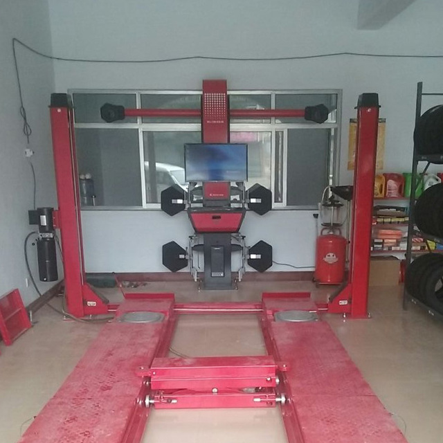 Extensive used 3D wheel Alignment Machine Modle ML 3D 2S ...