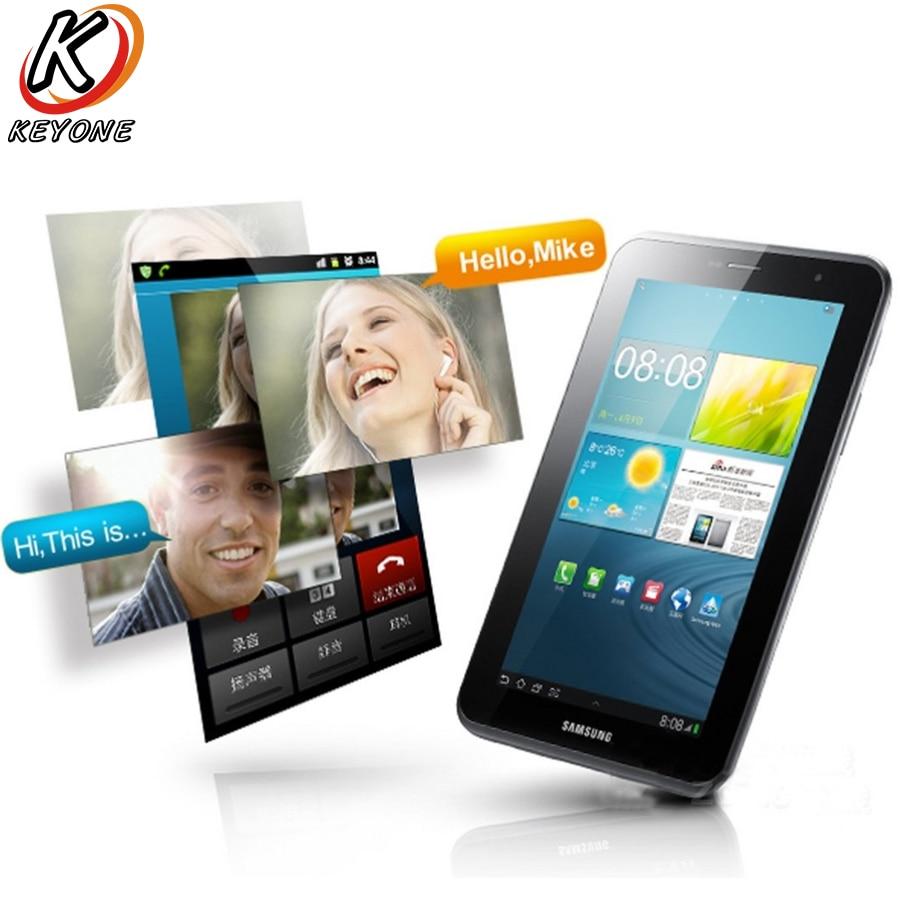 Original new Samsung GALAXY Tab P3110 WIFI Tablet PC 7.0 inch 1GB RAM 8GB ROM Dual Core Android 4000mAh 3MP Camera Tablet PC mk808b rk3066 dual core android 4 2 mini pc w 8gb rom 1gb ram bluetooth rii i8 air mouse