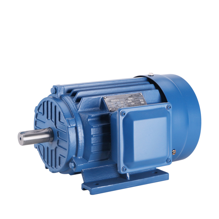 Copper Wire Three-phase Asynchronous Motor, 1.1/1.5/2.2/3/4/5.5/7.5KW GB Motor, 380V Motor