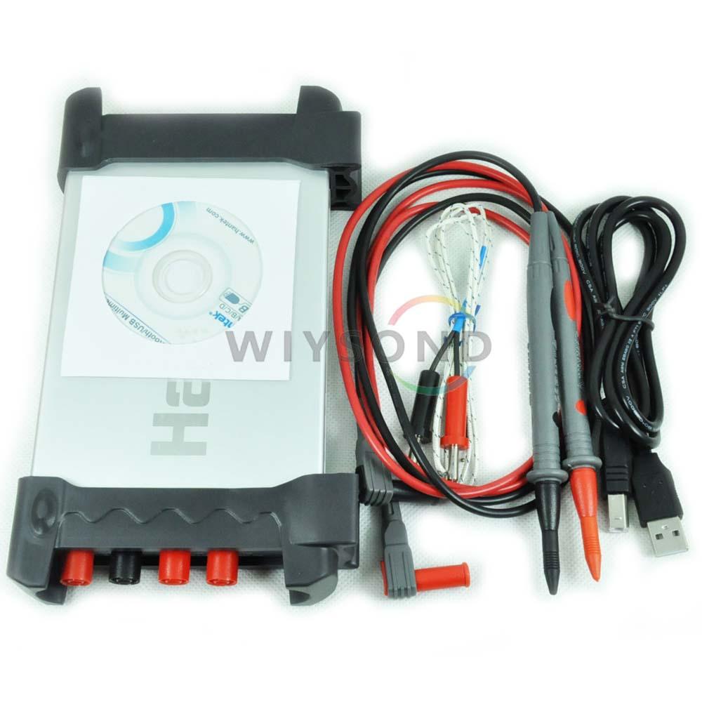 M028 HANTEK 365B PC Based USB Data Logger Recorder True RMS Digital Multimeter cy m028