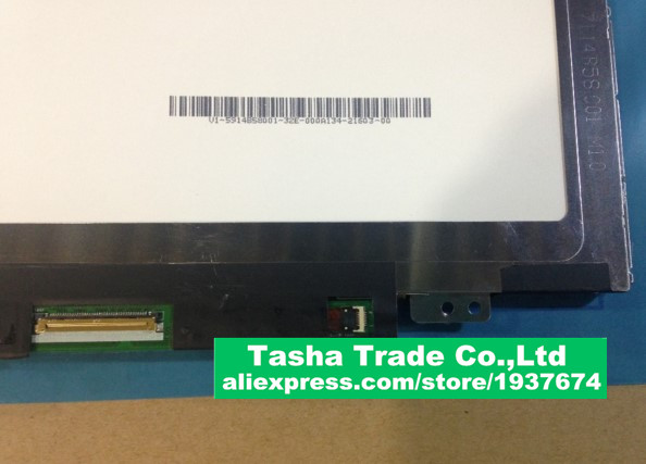 Brand New LCD For Lenovo S410P S400 S415 With Touch Screen For S400 S415 B140XTT01 0