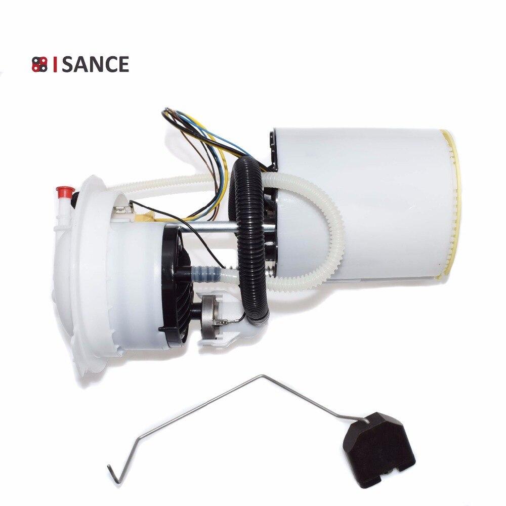 ISANCE Fuel Pump Unit For VW Volkswagen CC Passat B7 B6 OEM 3AA919051C 3AA919051L 3C0919051AK 3C091905P
