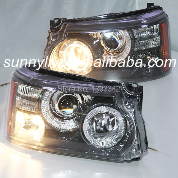 2003 land rover discovery headlights