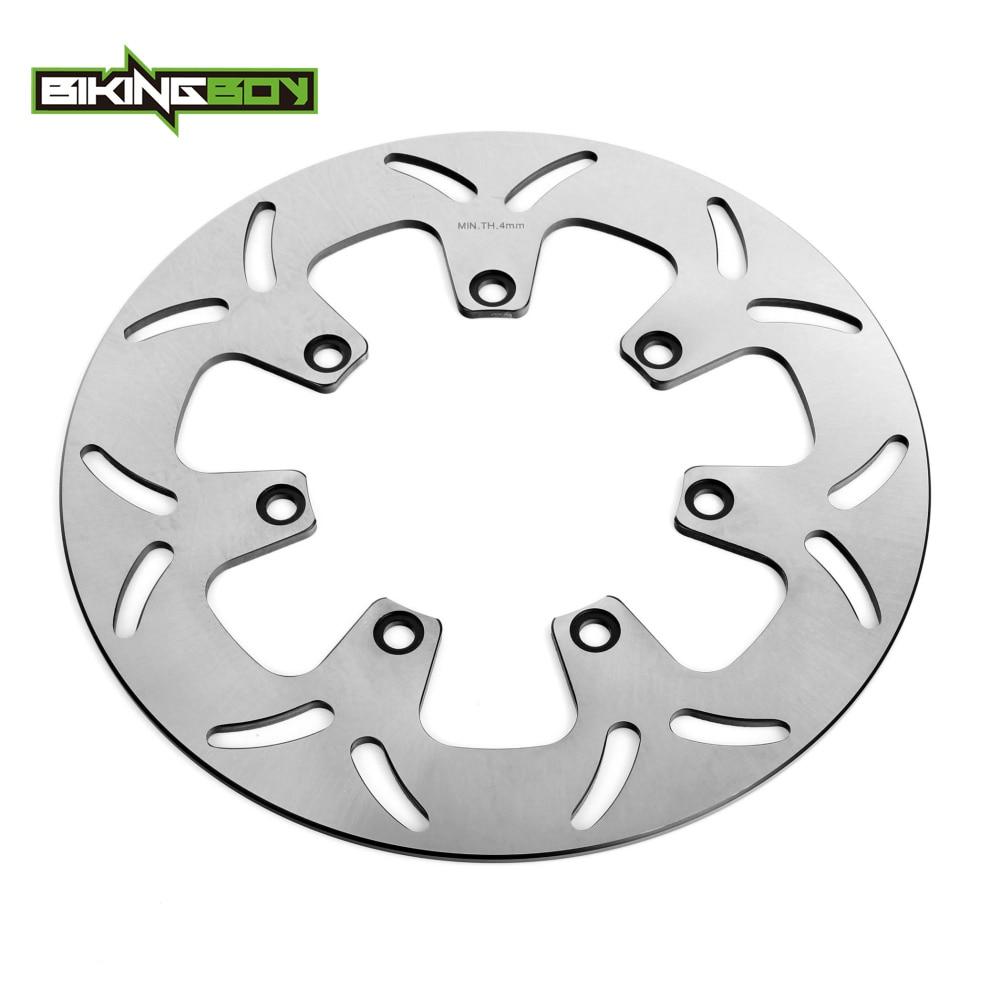 BIKINGBOY Front Brake Disc Disk Rotor for Kawasaki EN500 VN800 VN1500 Vulcan EN 500 VN 800