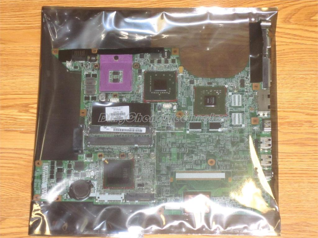 45 days Warranty  laptop Motherboard for hp DV6000 notebook mainboard , 446476-001 ISKAA L2S Paypal Accepted
