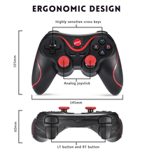 Game Controller Smart Wireless Joystick Bluetooth Android Gamepad Gaming Remote Control T3/S8 Phone PC Phone Tablet