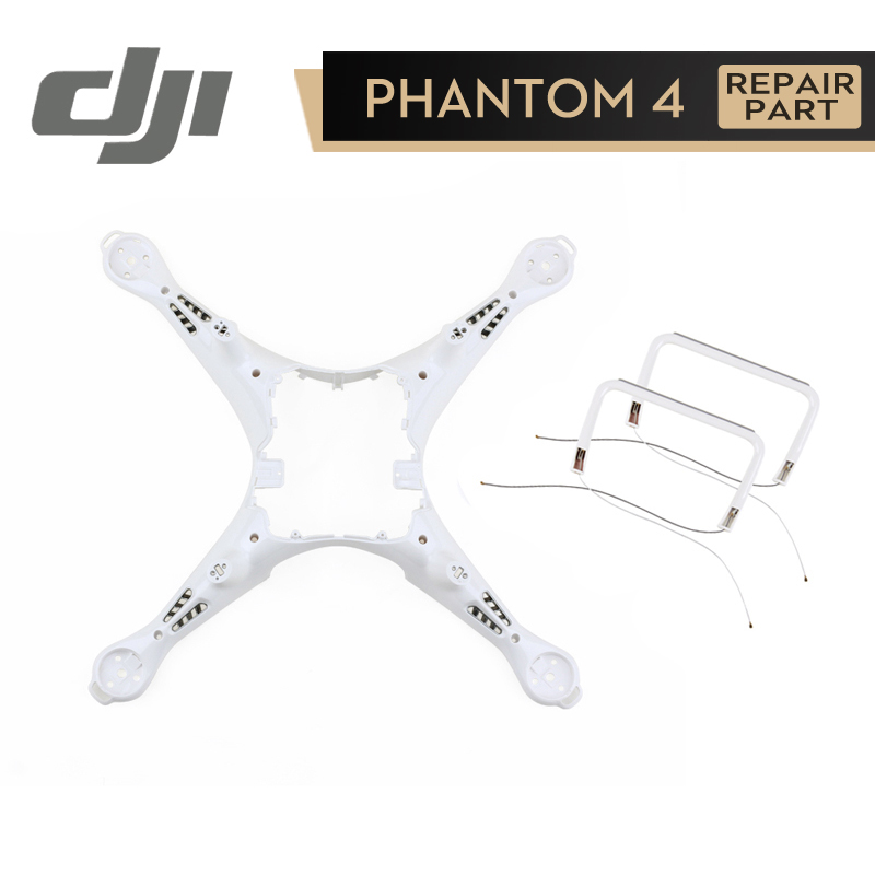 DJI Phantom 4 Advanced Shell Body Middle Shell / Landing Gear for Phontom4 Adv Housing Original Accessories Repair Parts dji phantom 4 pro body upper shell middle shell landing gear for phontom4 pro housing original accessories parts