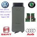 2016 VAS5054 VAS 5054A Oki Полный Чип Поддержка UDS VAS5054A ОДИС v2.2.4 v2.2.3 ~ v3.0 5054 Диагностический Сканер Инструмент для VW AUDI