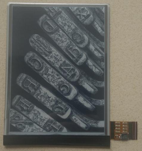 """Prix pour 6 """"pouces e-ink LCd affichage écran Pour Gmini MagicBook S6HD onyx boox amundsen matrice lecteurs Affichage livraison gratuite"""