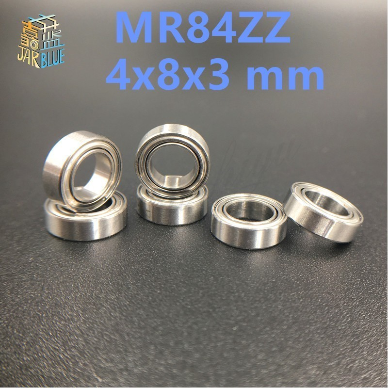 No Seal AT Stainless Steel Bearing OS 4X8X2mm Open 1pc SMR84