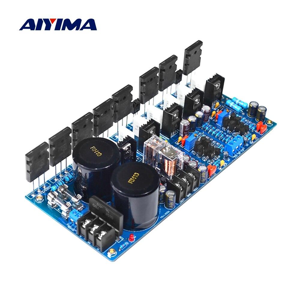 AIYIMA amplificateur de puissance carte Audio 2CA1930/2SC5171 TTC5200/TTA1943 amplificateur de son amplificateur stéréo pour haut-parleur Home cinéma bricolage
