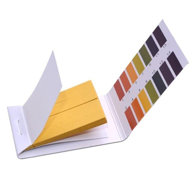 100 pcs PH Meters PH Test Strips Indicator Test Strips 1-14 Paper Litmus Tester/Brand New Measurement & Analysis Instruments