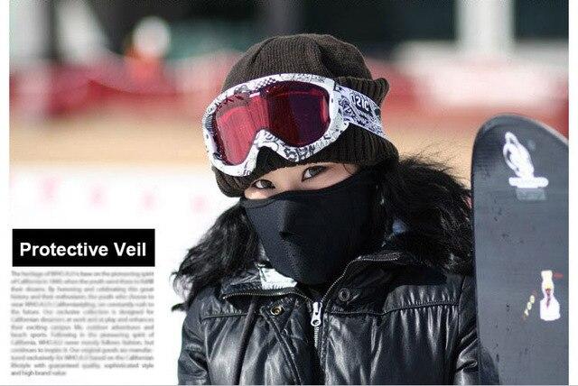 Warm Balaclava Motorcycle Face Mask Masque Ropa de Mascara Moto for Riding Cycling Motocicleta Motorbike Ski Motocross Air Veil 5