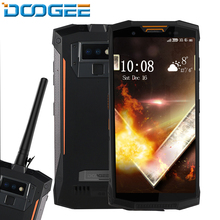 DOOGEE S80 5.99Inch IPS Octa-core Android 8.1 4G DSDS Mobilephone Smartphone NFC IP68 6G RAM 64G ROM 10080mAh Battery Cellphone
